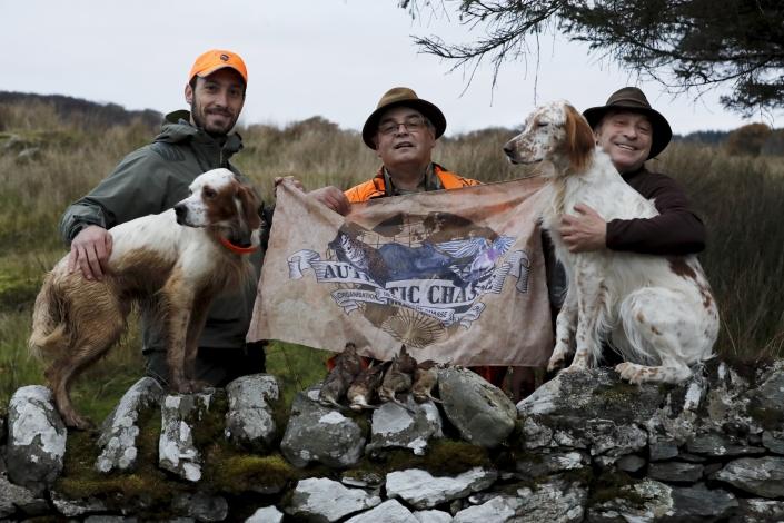 Autentic Chasse - chasse des becasses en ecosse