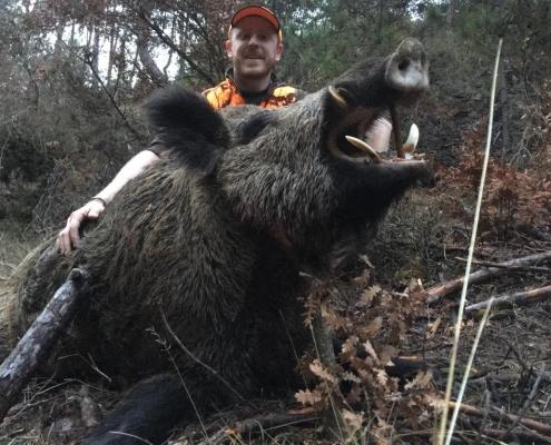 Autentic Chasse - chasse sangliers en Turquie